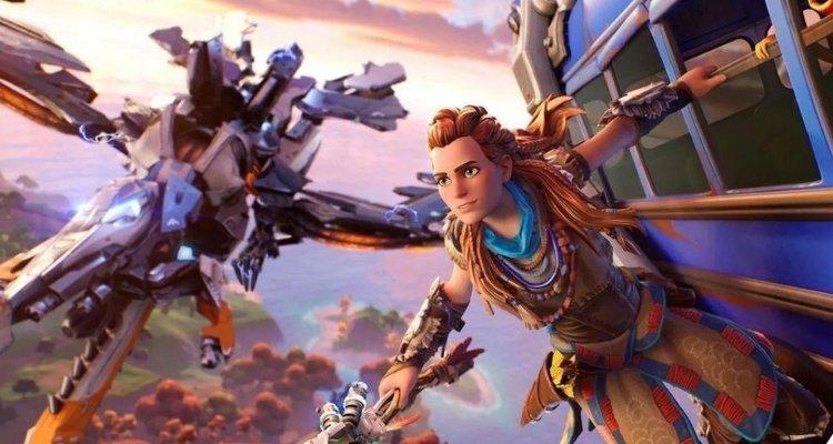 Fortnite x Horizon Zero Dawn, Aloy confirmed with release date - Nerd4.life