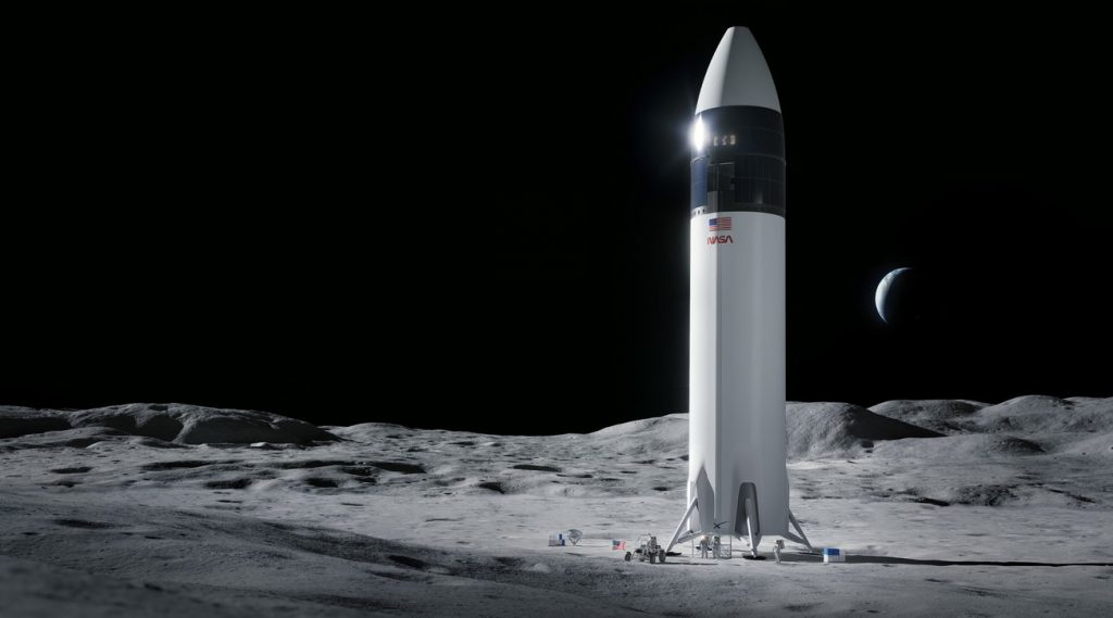 NASA is focusing on Elon Musk to return to the moon: for the next mission it will rely on Space X