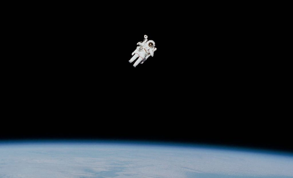 The psychological effects of staying in space