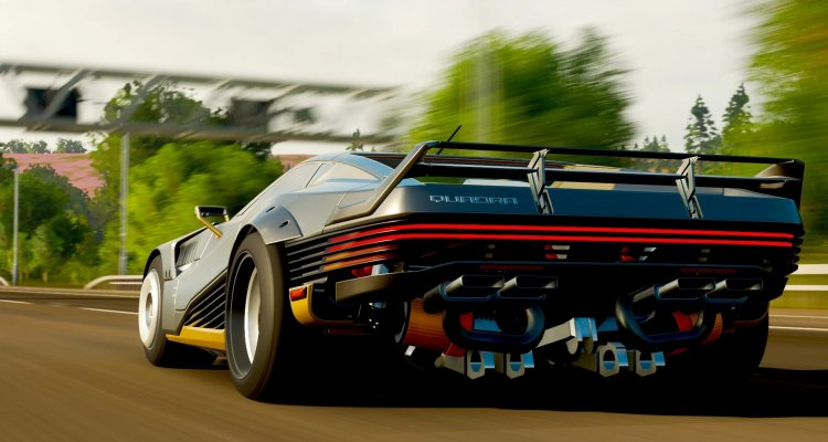 Forza Horizon 5 will be showing this summer and not be in Japan, for Klobrille - Nerd4.life