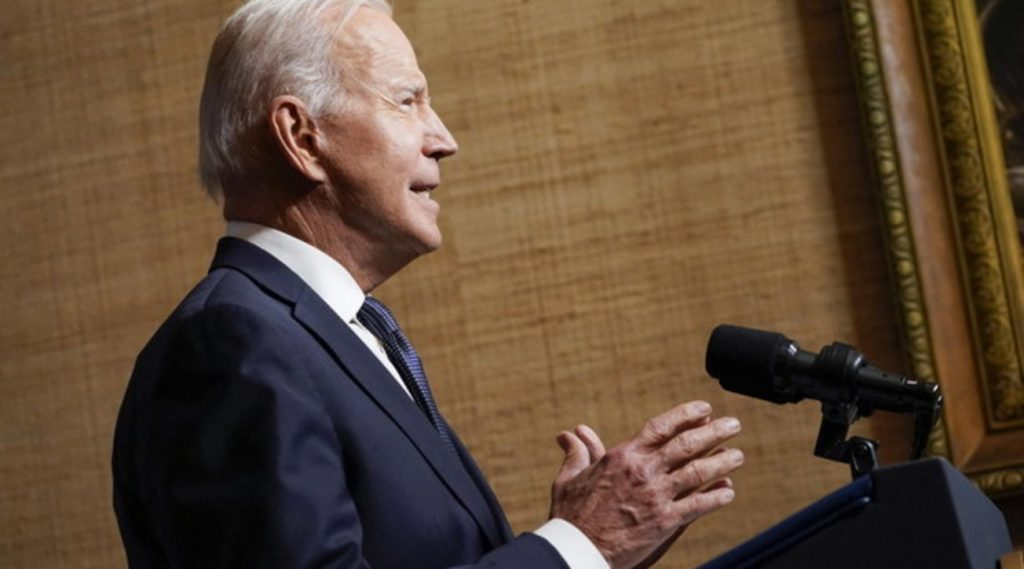 """Biden wants to tax stock market gains from the """"super-rich,"""" Wall Street"""
