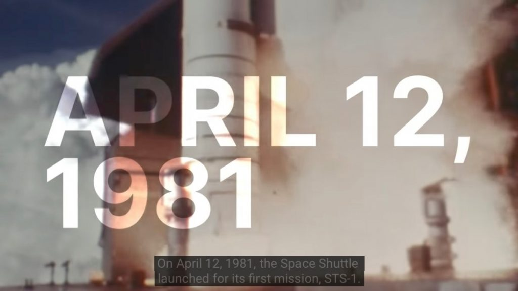 40 Years of the Space Shuttle - Faith and Reason