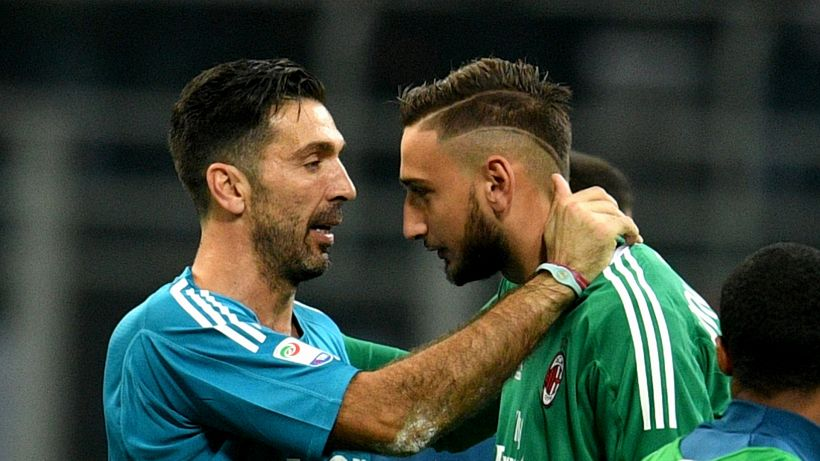 Juventus, Donnarumma's plan: Buffon can stay in the Italian league