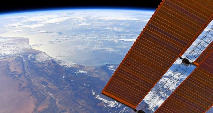 """For the Russian Deputy Prime Minister """"disaster risk"""" on the International Space Station"""