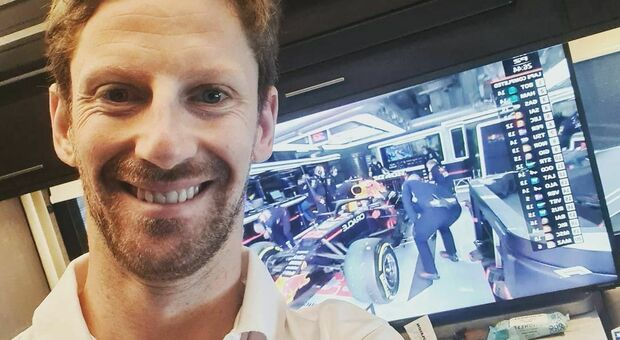 Grosjean's second life begins at IndyCar
