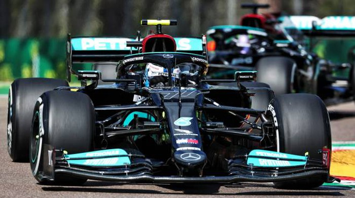 Imola GP: Double Mercedes and Ferrari in heels.  Where to see the challenge on TV - sport