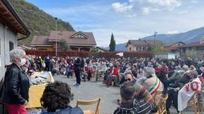 San Didiero, Mayors of No Tave: