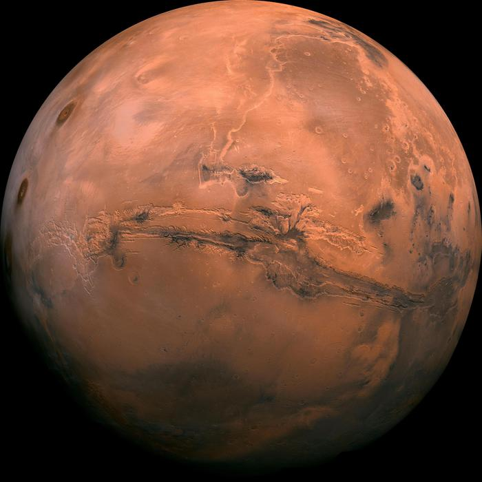 Mars, the search engine is the search for life - space and astronomy