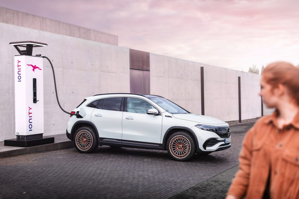 Mercedes EQA: Already 20 thousand new electric orders