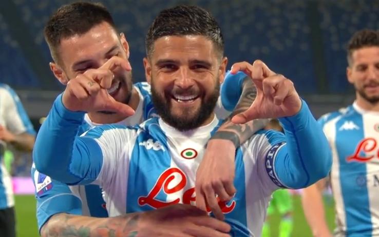 'Manita' Napoli: Lazio battuta 5-2 al Maradona