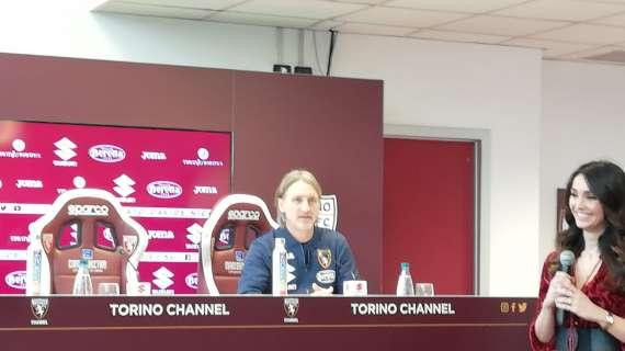 """Torino, Nicola in conferenza: """"Napoli squadra peggiore da affrontare. E"""