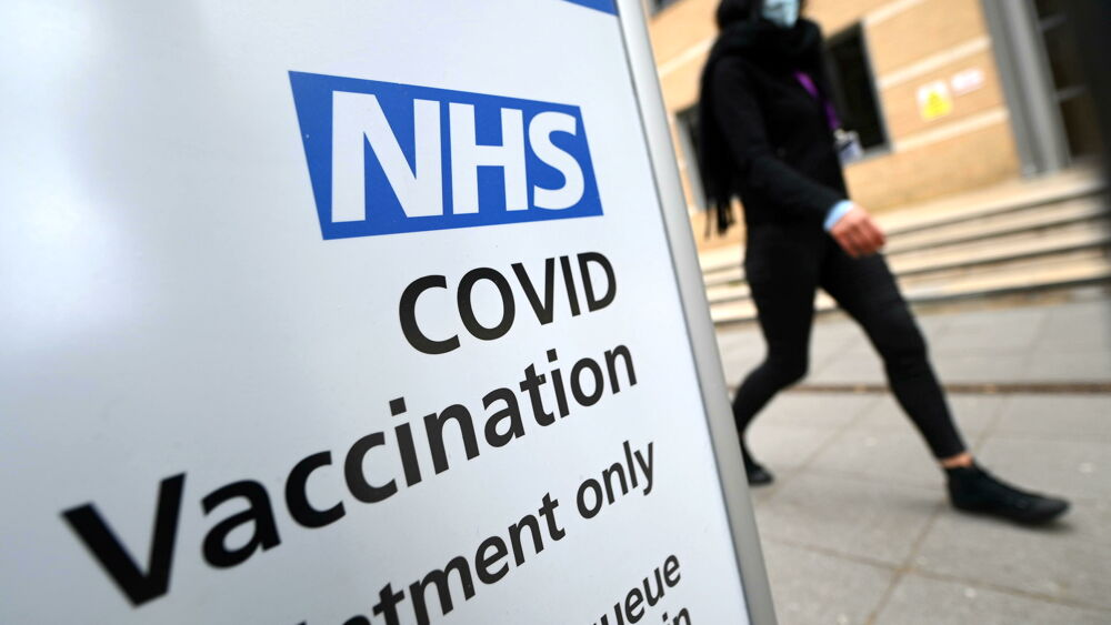 One dose of the vaccine halves the transmission of Covid.  The UK proves it