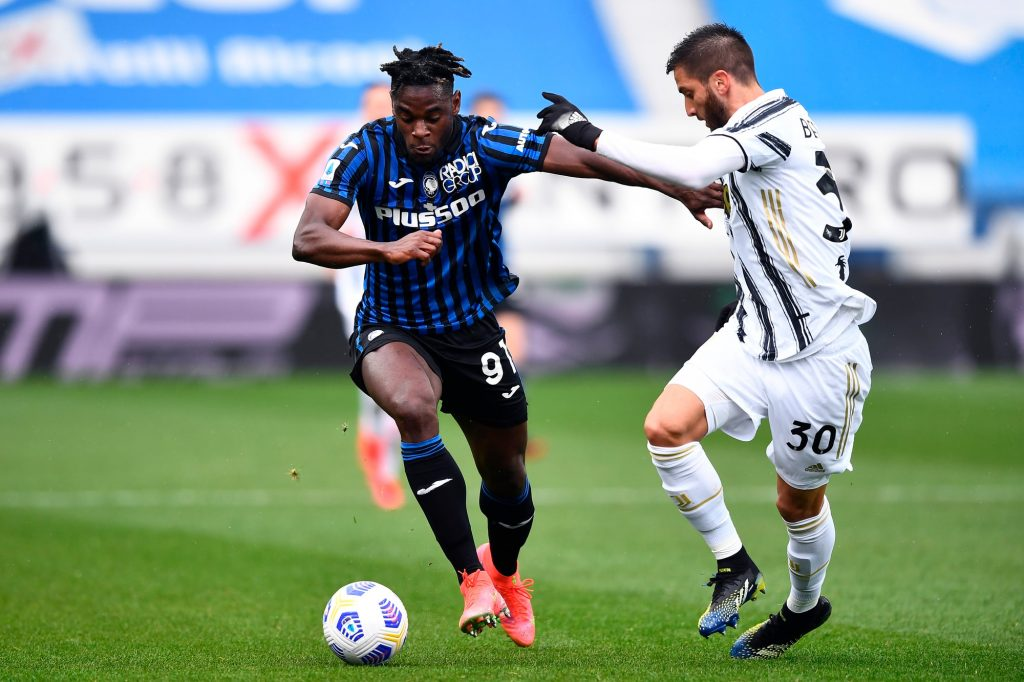 Pesena and Morata miss two great opportunities