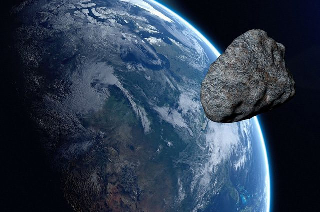 If we spot an asteroid heading to Earth, it will destroy it