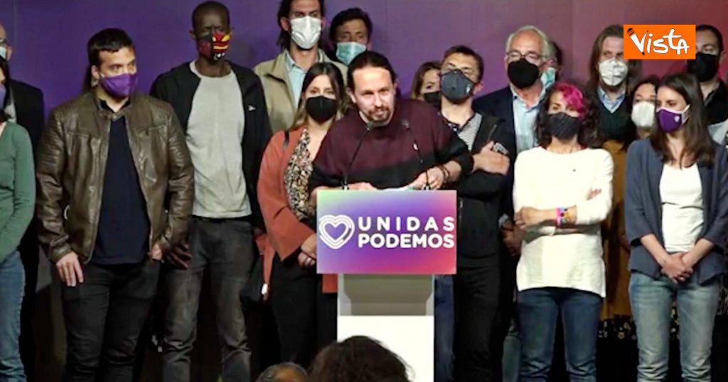 "Spain, the speech in which Pablo Iglesias announced his farewell to politics: ""Hasta siempre"""