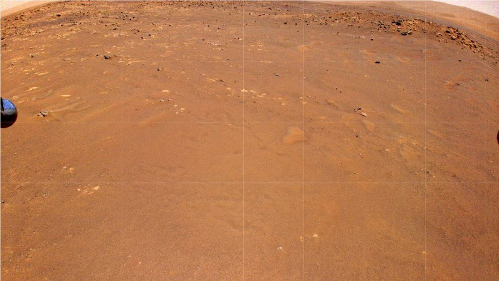 It will be NASA's drone's fifth flight to Mars today, with some news