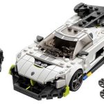 LEGO Speed ​​Champions 2021: the UN Super Garage in Miniatura!