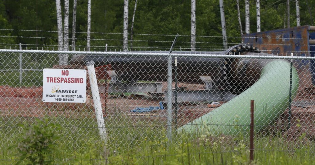 Cyber attack on the most important US oil pipeline.  Supplies blocked to the east coast