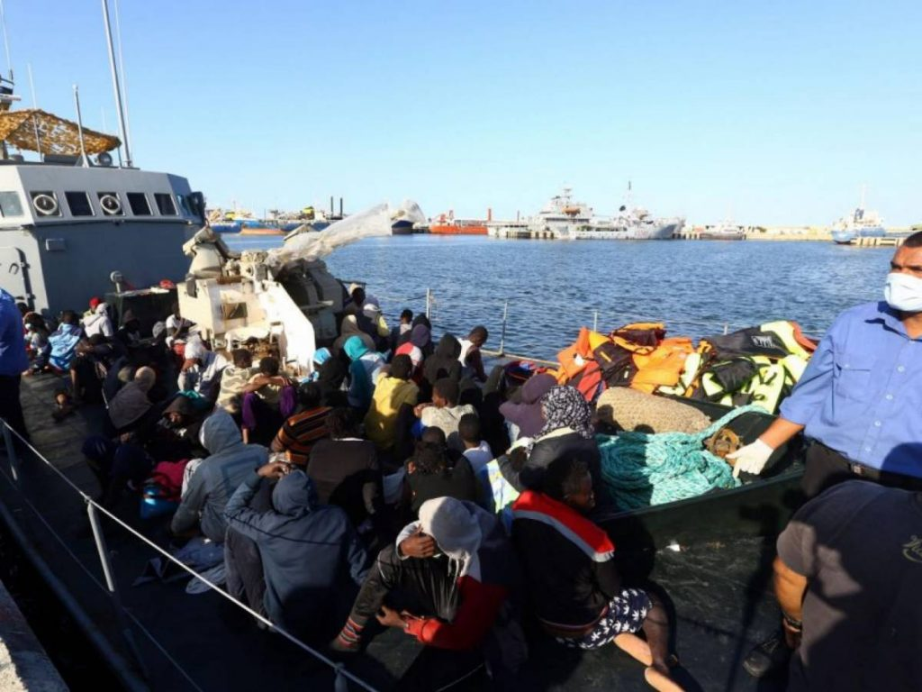 Those who are not in the immigration program: Thus the EU abandons Italy