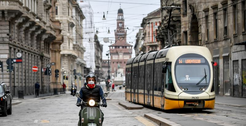 Trams return to European cities