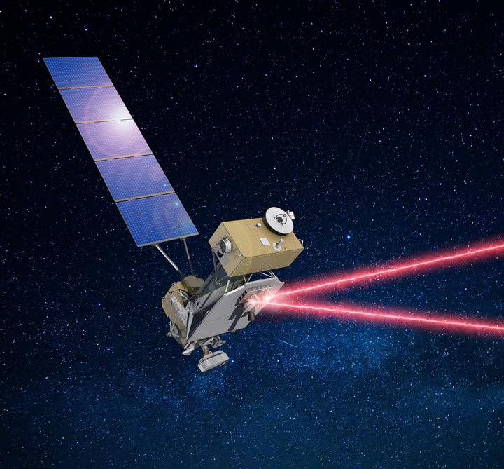 No more radio waves, here's the laser, over 100 times more effective and faster