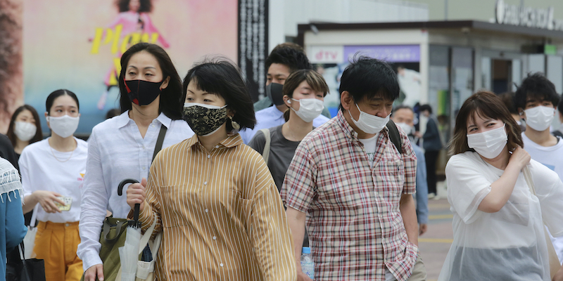 In the first quarter of 2021, the Japanese economy performed worse than expected, particularly due to a slow vaccination campaign