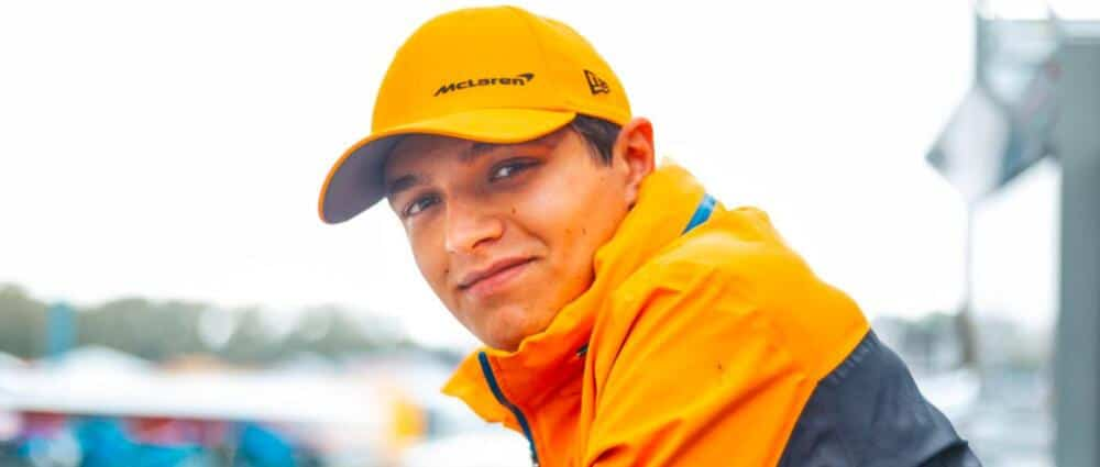 Officially: The Lando Norris adventure continues in McLaren, under a multi-year contract