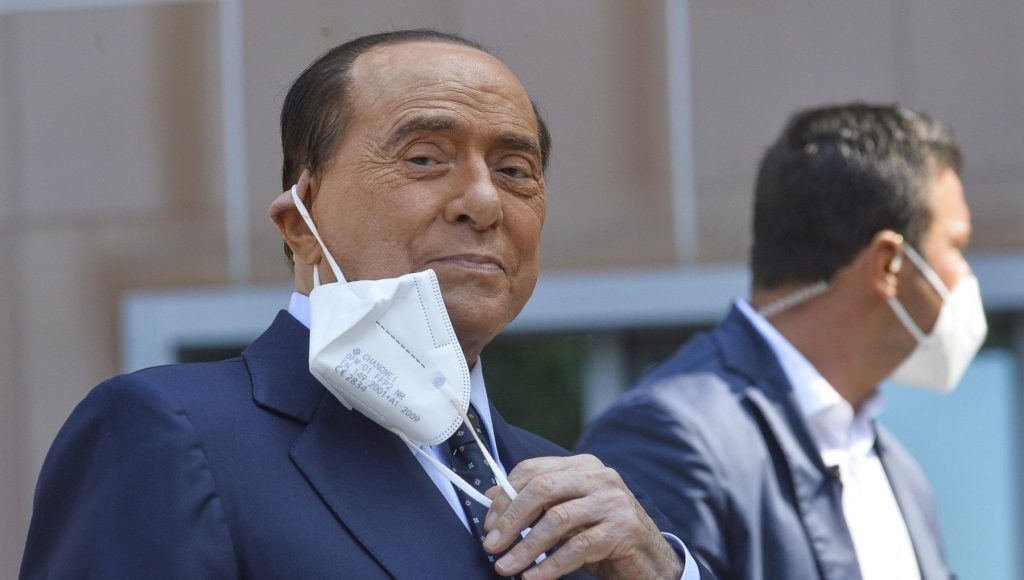 Berlusconi was very ill because Ruby Derr asked part of his position.