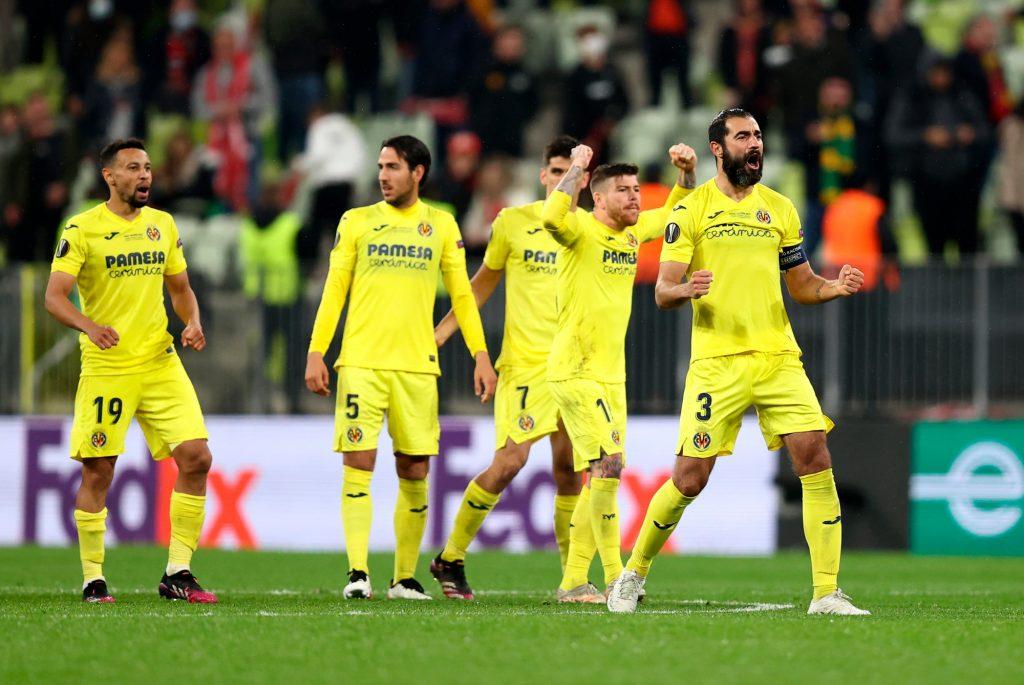 Villarreal wins on penalties