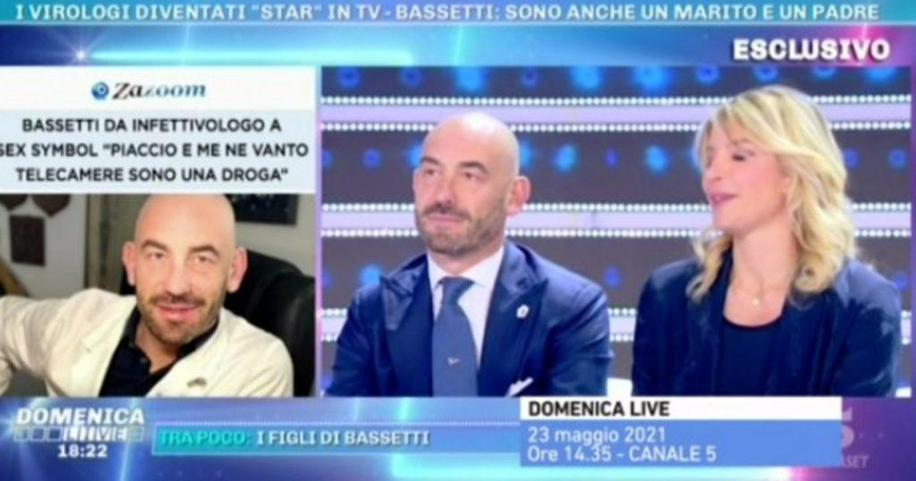 Moments of Frost on Rai 3 - Libero Quotidiano