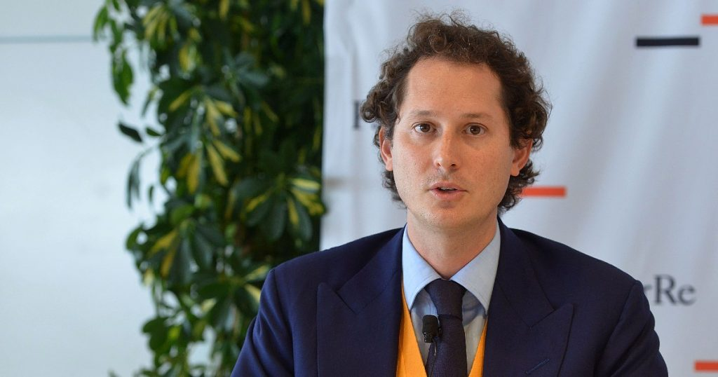 Jedi, the first year of Elkann closes 166 million in red: 71 million of admissions lost.  Ad has collapsed by nearly 20%