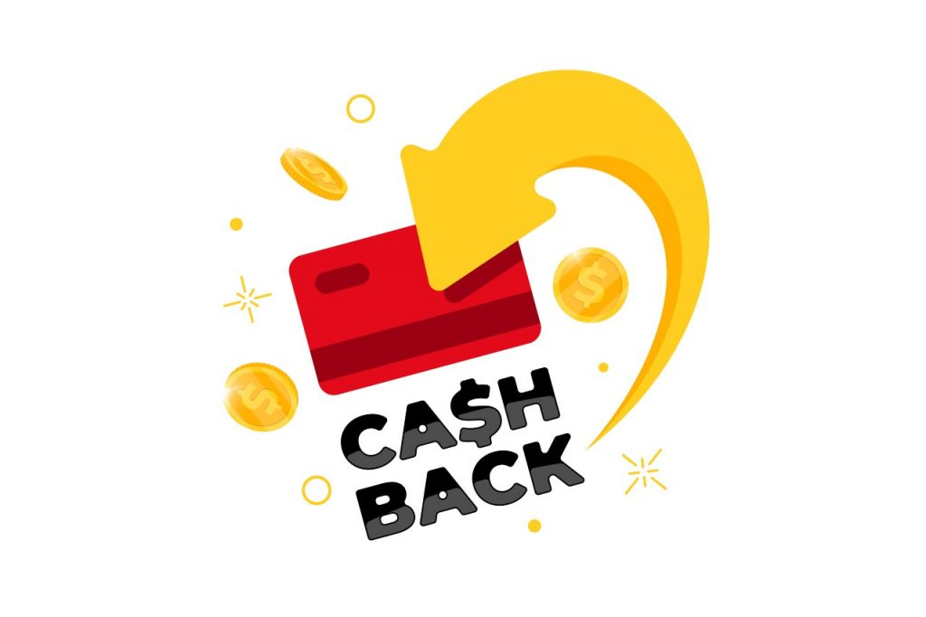 Cashback, tight checks for the first six months