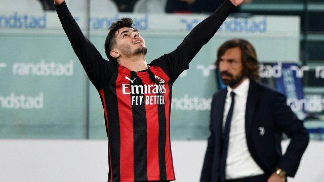 3-0 AC Milan in Turin, the champion farther