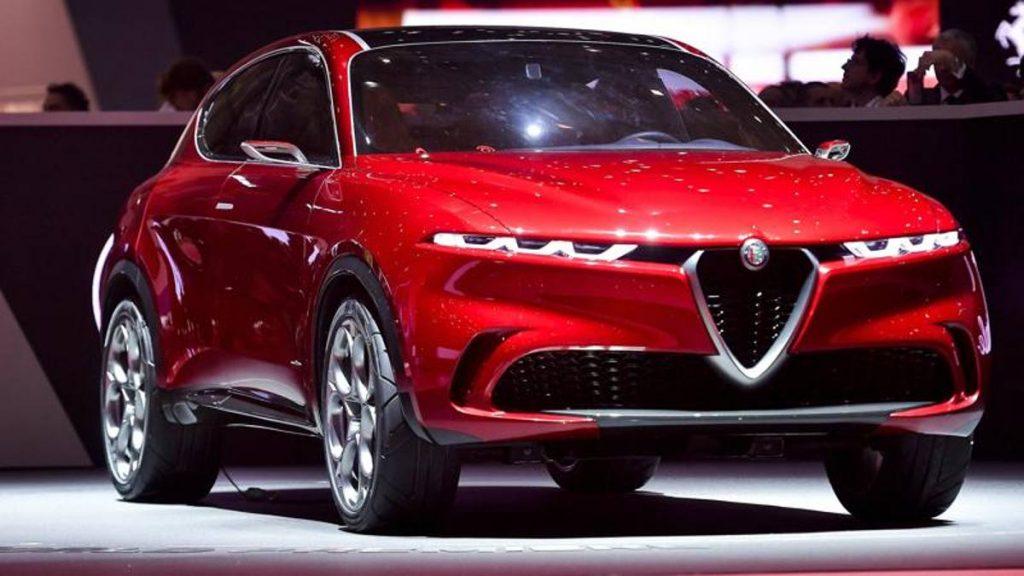Alfa Romeo, more profitability.  In 2022, it was the Suv Tonale