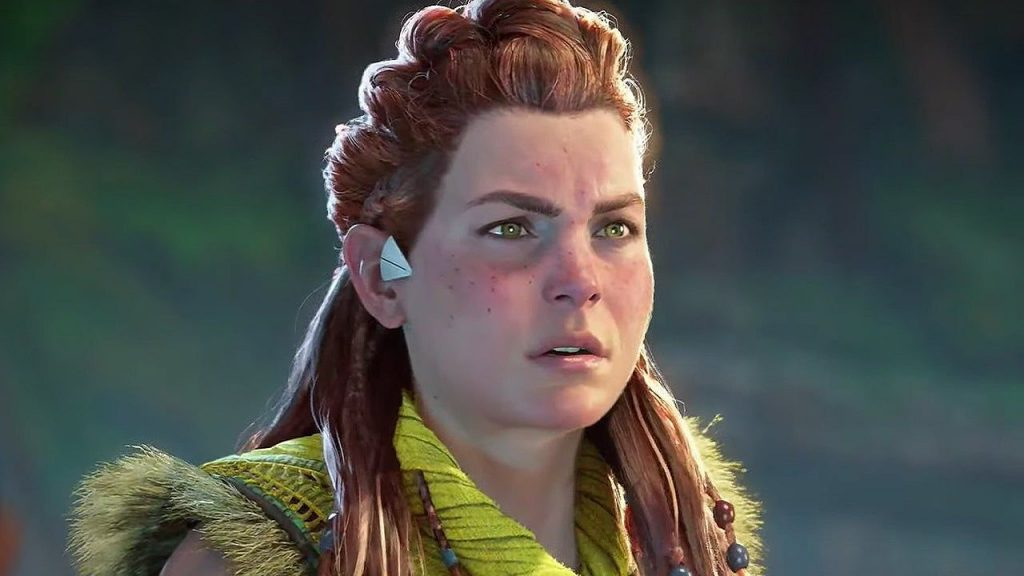 Aloy's new adventure on PS5
