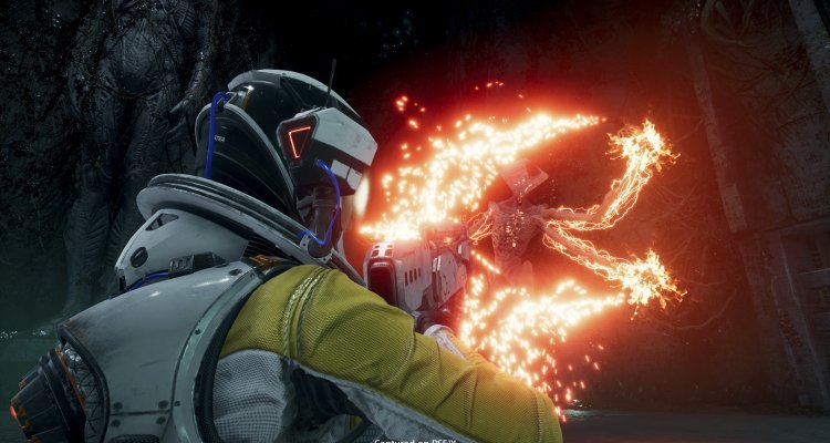 """Back: Video analysis reveals that the game is """"pushing the PS5 GPU to the limit"""""""