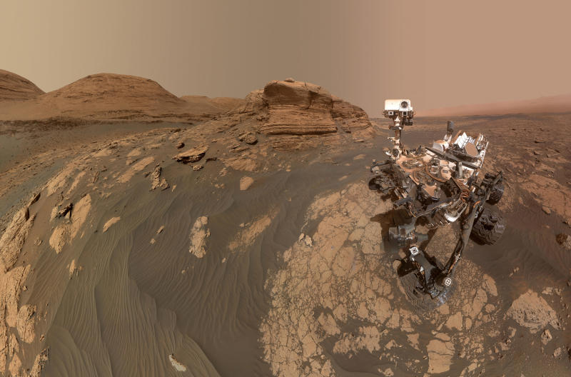 China on Mars: Challenge to the United States.  What is changing now for the West?