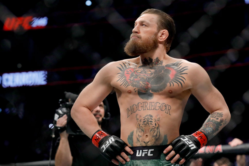 Conor McGregor è il re della classifica degli sportivi più pagati al mondo