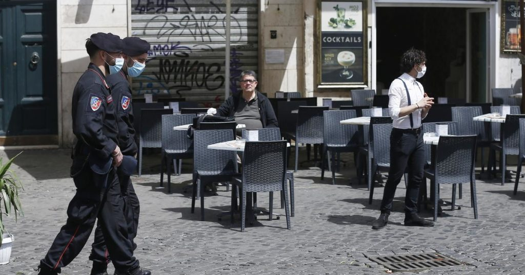 Covid, Italy is back in the yellow zone.  From May 16, new reopening and quarantine stops from European Union countries - Il Tempo
