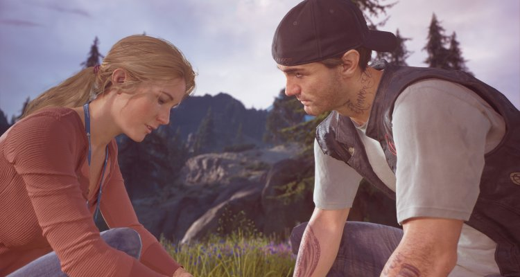 Days Gone: The video comparison shows the graphic superiority of the PC version over the PS5 version
