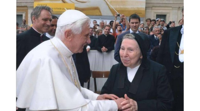 Farewell to Sister Margarita: She died in the United States - Chronicle