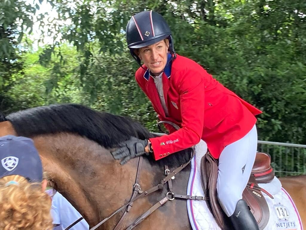 German Will wins, but exploiting Laura Kraut and Jessica Springsteen renew rosy power in Piazza de Siena