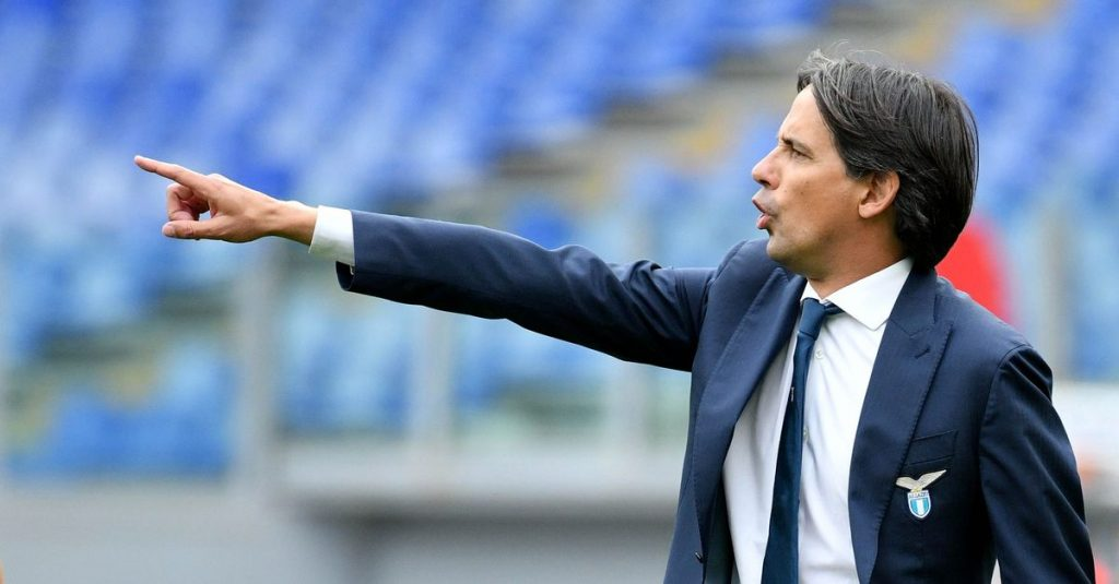 Inzaghi: The critical episodes are remorse.  Milinkovic KO, I'll explain ''
