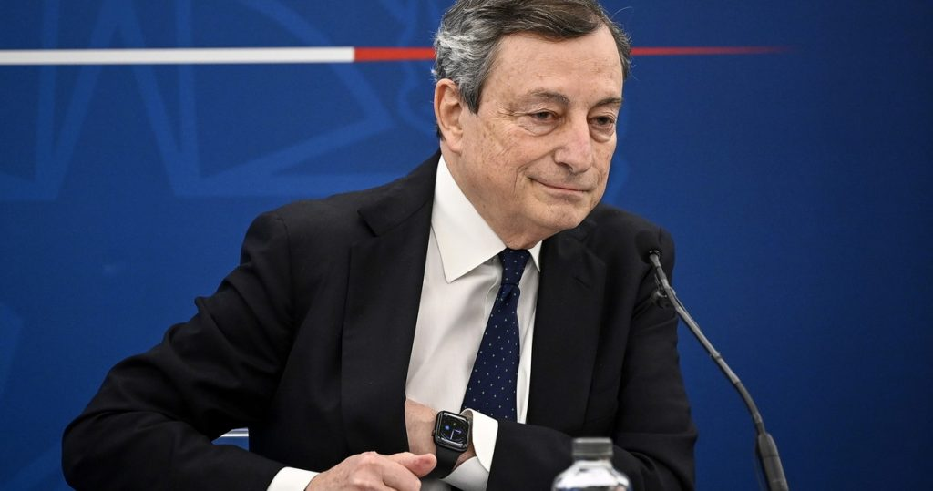 Mario Tragi becomes Prime Minister for free, 80 thousand euros saved by Conte in Tem