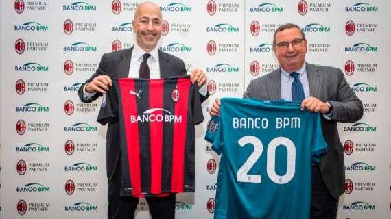 Milan e Banco BPM insieme per un nuovo progetto rivolto ai giovani