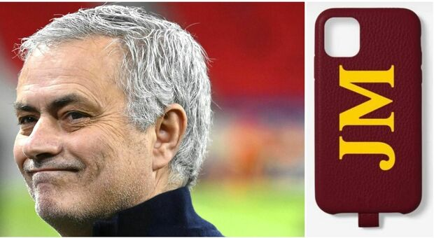 """Mourinho is Roma's new coach.  Official announcement of the Kilorosi Club.  One of the highlights on social media: """"Taje"""""""