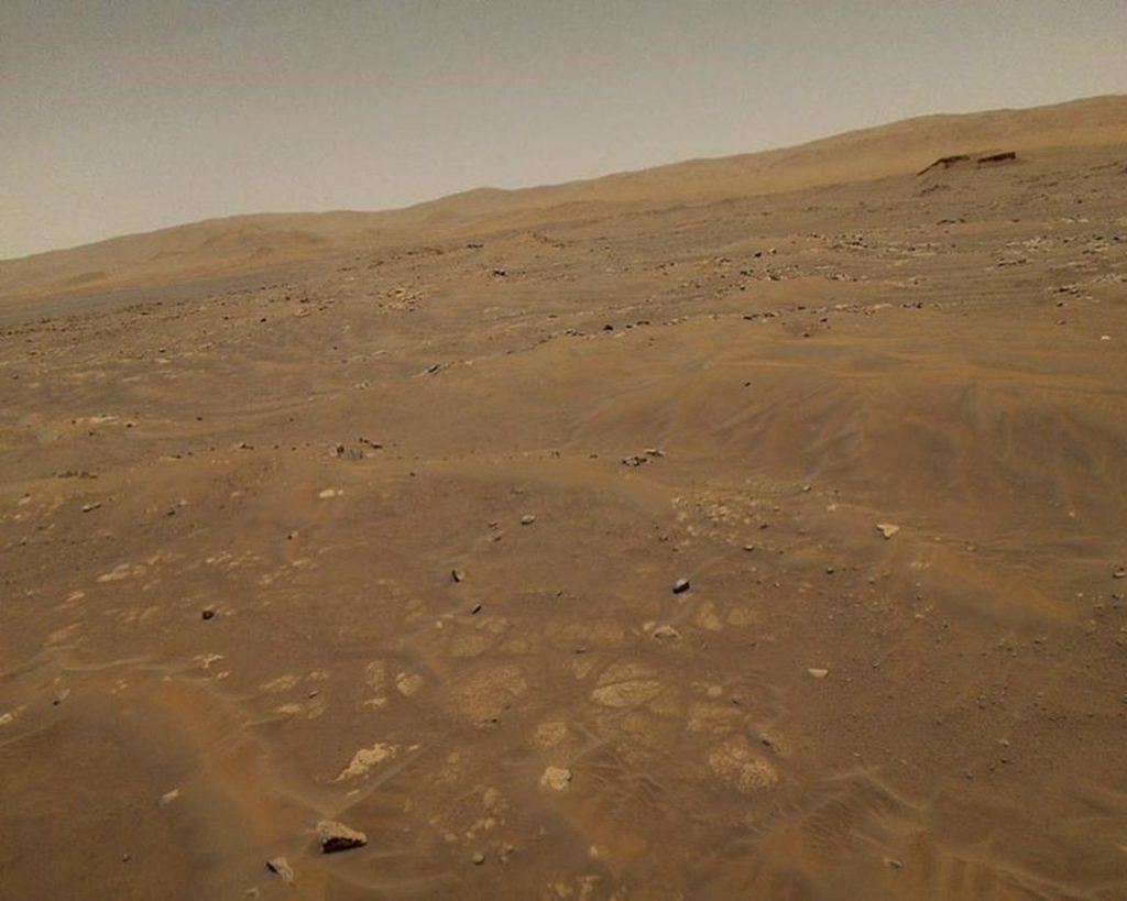 Navigation error sends NASA's Mars helicopter on flight