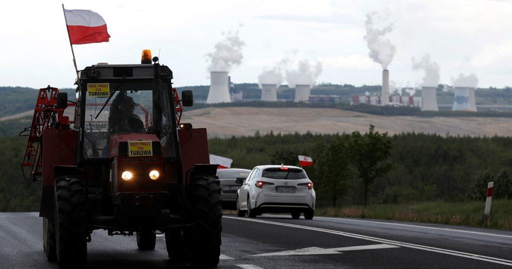 Poland plays for its face (and EU money) at Turów coal mine: Court of Justice calls for lockdown, Warsaw resists