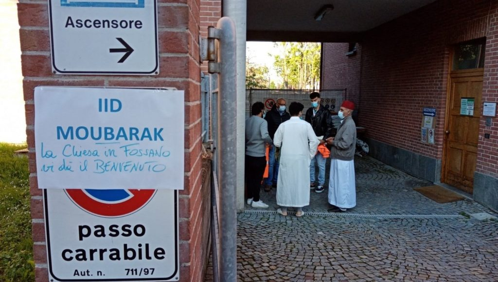 Ramadan, the municipality of the Northern League denies the gymnasium: in the Cuneo district, the Muslim feast is held in the church