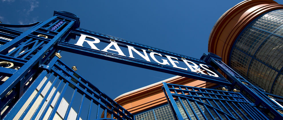 SPL: Extension of contract between RANGERS FC and 32RED